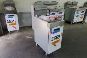 3669 Vulcan LG400-1 deep fryer (3)