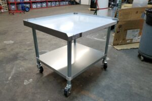 Adcraft 36x30 equipment stand (4)