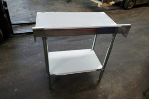 36 Stainless Table (1)