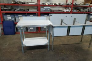 36 Stainless Table (3)