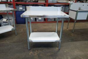 36 Stainless Table (5)