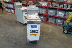 3682 Vulcan LG300-1 deep fryer (2)