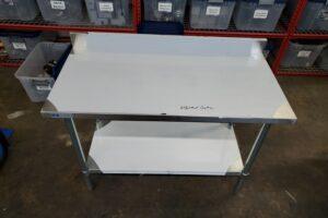 48 stainless steel prep table (3)