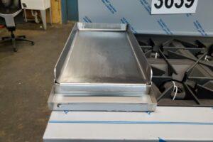 Griddle burner topper (1)