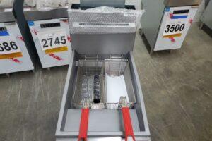 3703 Vulcan LG300-1 deep fryer (3)