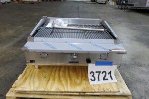 3721 Vulcan VTEC36 charbroiler grill (2)