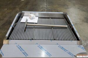 3721 Vulcan VTEC36 charbroiler grill (3)