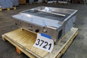 3721 Vulcan VTEC36 charbroiler grill (4)
