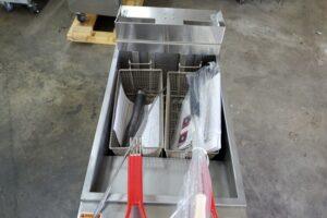 3767 Vulcan 1ER50A-1 deep fryer (3)