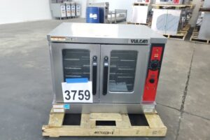 3759 Vulcan VC5GD convection oven (2)