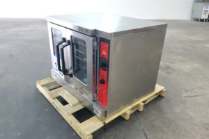 3759 Vulcan VC5GD convection oven (5)