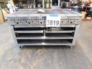 3819.06 Vulcan VCCB60-DIA1-SB charbroiler smoker (2)