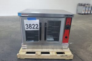 3822 Vulcan VC4GD convection oven (2)