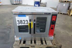 3823 Vulcan VC5GD convection oven (2)