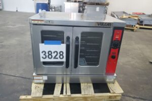 3828 Vulcan VC5GD convection oven (2)