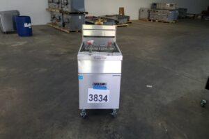 3834 Vulcan 1TR85A-1 deep fryer (2)