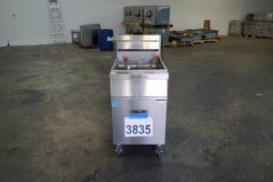 3835 Vulcan 1TR85A-1 deep fryer (2)