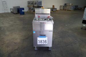 3836 Vulcan 1TR85A-1 deep fryer (2)